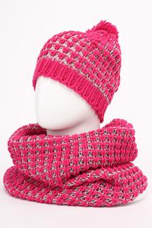 Комплект: шапка, шарф Venera