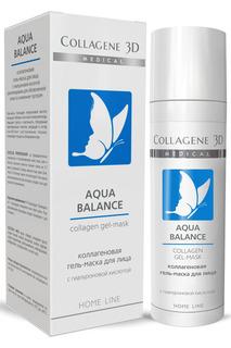 Гель-маска Aqua Balance 30 мл MEDICAL COLLAGENE 3D