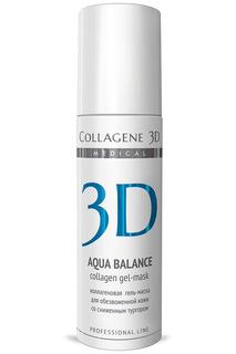 Гель-маска Aqua Balance 130 мл MEDICAL COLLAGENE 3D