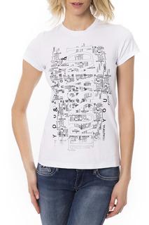 Женские футболки, поло и лонгсливы Trussardi
