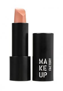 Помада Make Up Factory Устойчивая Magnetic Lips semi-mat&long-lasting т.90 Мягкий нюд Устойчивая Magnetic Lips semi-mat&long-lasting т.90 Мягкий нюд