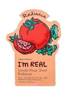 Маска Tony Moly с экстрактом антиоксидантная томат, 21 мл