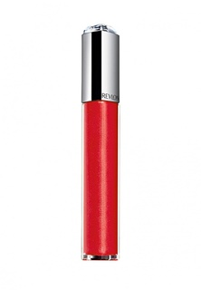 Помада Revlon блеск Для Губ Ultra Hd Lip Lacquer Strawberry topaz 535