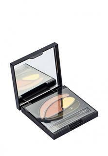 Палитра Touch in Sol теней для век Ideal Visual Multi Color Eye Shadow, №1 Orange Holic 8 г
