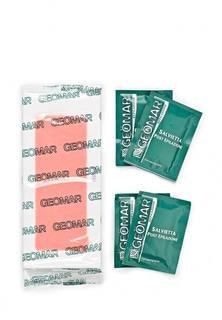 Полоски для депиляции Geomar восковые для чувствительной кожи 20шт