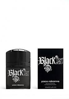 Туалетная вода Paco Rabanne Black XS 50 мл