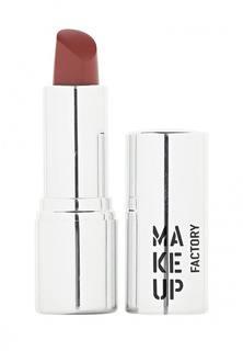 Помада Make Up Factory для губ кремовая Lip Color тон 126 бежевый для губ кремовая Lip Color тон 126 бежевый