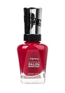 Лак для ногтей Sally Hansen Salon Manicure Keratin тон aria red-y #565 14,7 мл