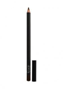 Карандаш для глаз Make Up Factory Устойчивый контурный Kajal Definer т.08 темный шоколад