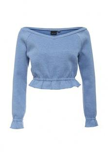 Свитшот Lost Ink FRILL TRIM BARDOT SWEAT