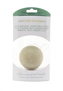Спонж The Konjac Sponge Co