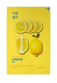 Маска Holika Holika тканевая Тонизирующая Pure Essence лимон