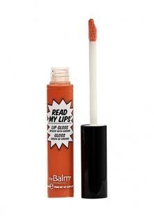 Блеск theBalm для губ Read My Lipgloss POP!