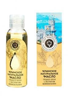Масло Мануфактура Дом Природы грецкого ореха с экстрактом можжевельника