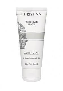 Поросуживающая маска «Порцелан» Christina Masks - Маски для лица 60 мл