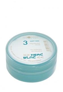 Воск матирующий Hair Company Professional Head Wind Top Fix - Стайлинг 100 мл