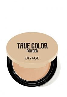 Пудра Divage Компактная Compact Powder True Color № 03