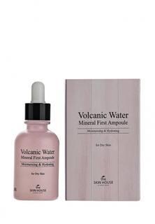 """Сыворотка The Skin House Ампульная с минеральной вулканической водой """"Volcanic Water Mineral"""" 30мл"""
