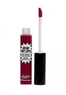 Блеск theBalm для губ Read My Lipgloss POW!