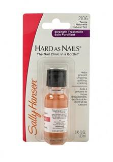 Средство Sally Hansen Nailcare для укрепления ногтей hard as nails helps strengthen nails natural tint