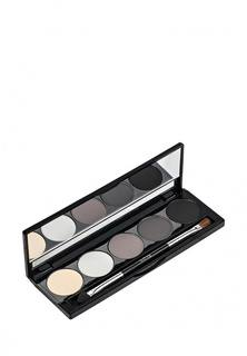 Тени Isadora для век Eye Shadow Palette 56, 7,5 г