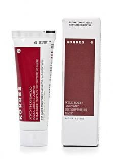 Маска Korres улучшающая цвет лица с дикой розой и витамином с 16 мл