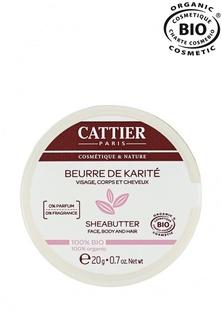 Масло Cattier неароматизированное