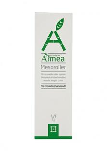 Мезороллер Almea Mesoroller 1,0 mm для борьбы с потерей волос и облысением (длина иглы 1 мм)