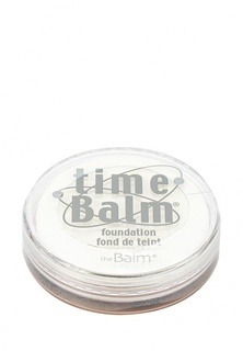 Тональная основа theBalm Компактная timeBalm Light/Medium