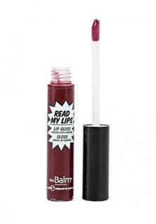 Блеск theBalm для губ Read My Lipgloss BOOM!