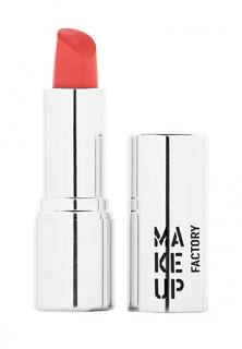 Помада Make Up Factory для губ кремовая Lip Color тон 245 летний розовый