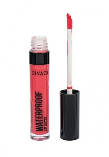 Блеск Divage Для Губ Водостойкий Waterproof Lip Gloss № 03