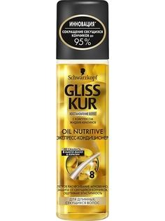 Кондиционеры для волос Gliss Kur