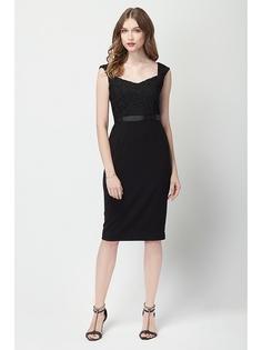 7568d456b937c4a Женские платья черные кружевные – купить платье в интернет-магазине ...