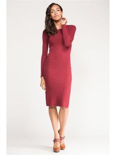 418d50f96 Длинные платья бордовые – купить длинное платье в интернет-магазине ...