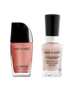 Лаки для ногтей Wet n Wild