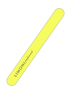 Пилки для ногтей Limoni