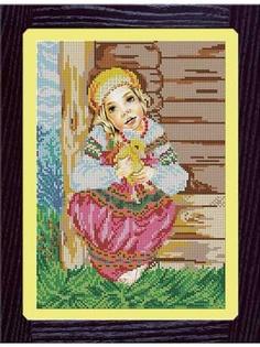 Наборы для вышивания Galla Collection