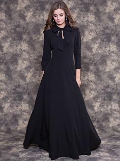 e85e389652f Женские платья с бантом – купить платье в интернет-магазине
