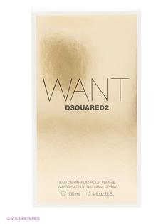 Парфюмерная вода Dsquared