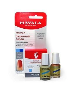 Лаки для укрепления и роста ногтей Mavala