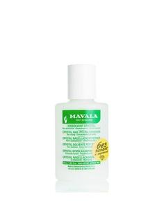 Жидкость для снятия лака Mavala
