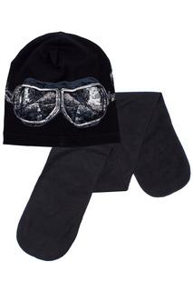 Комплект: шапка, шарф Апрель
