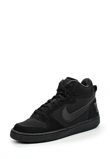 Кеды Nike NIKE COURT BOROUGH MID (GS)