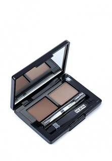 Набор Pupa для бровей EYEBROW SET, 02 коричневый