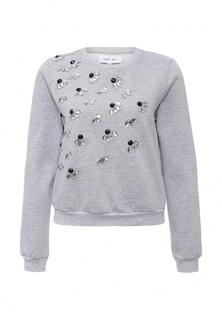 Свитшот Lost Ink EMBELLISHED GEM SWEAT