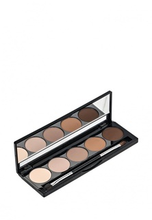 Тени Isadora для век Eye Shadow Palette 50, 7,5 г