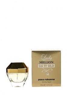 Туалетная вода Paco Rabanne Lady Million Emg 30 мл