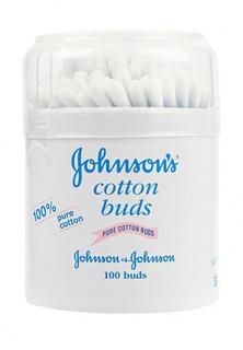 Ватные палочки Johnson & Johnson