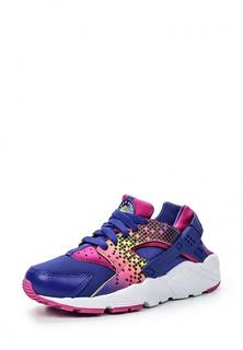 Кроссовки Nike NIKE HUARACHE RUN PRINT (GS)